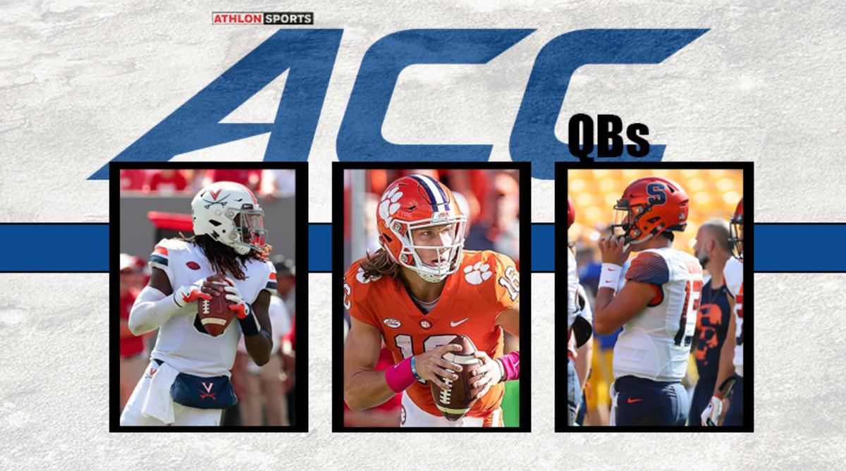 ACC Quarterback Rankings 2019