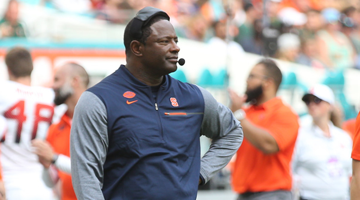 College Football Podcast: Dino Babers