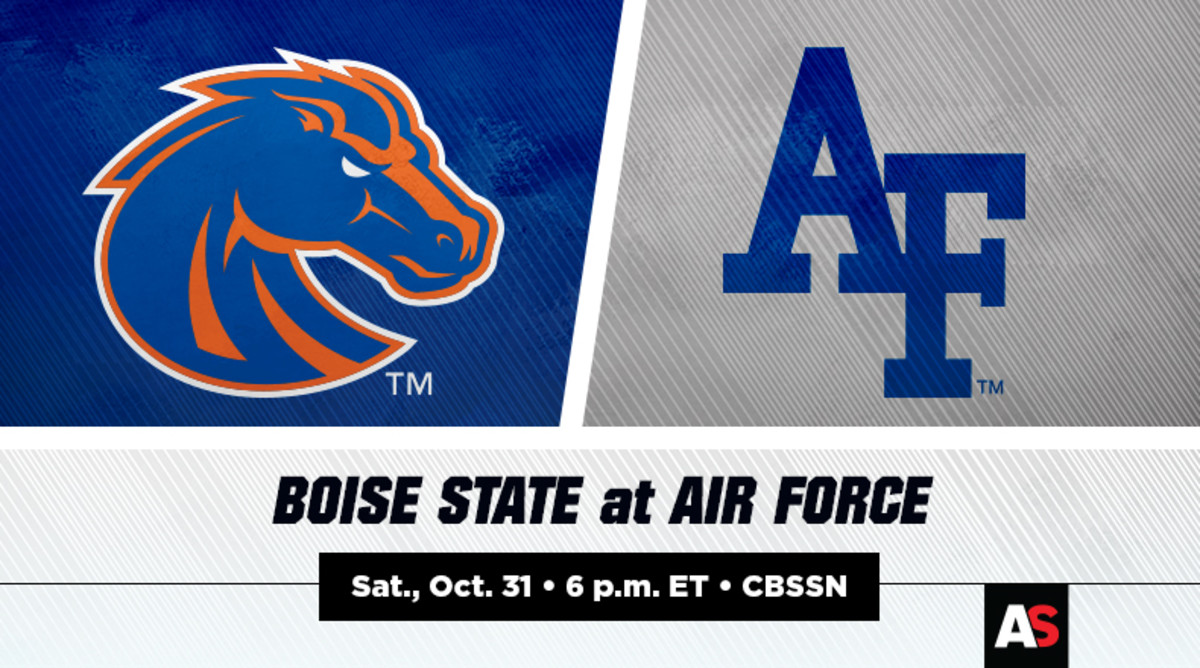Boise State vs. Air Force (AFA) Football Prediction and Preview