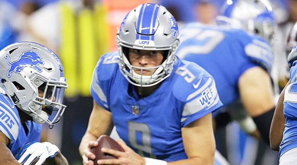Chicago Bears vs. Detroit Lions Prediction and Preview