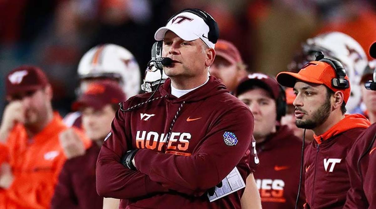 Virginia Tech Football: It's Getting Warm in Blacksburg for Hokies Head Coach Justin Fuente
