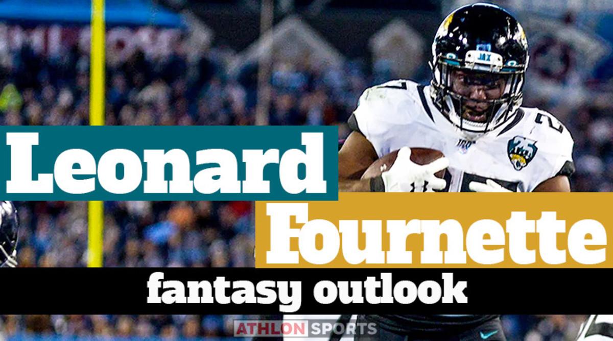 Leonard Fournette: Fantasy Outlook 2020