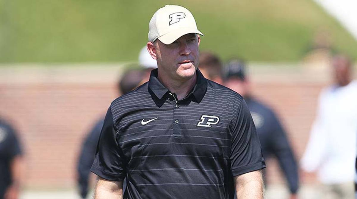 Purdue Football: Boilermakers' 2021 Spring Preview
