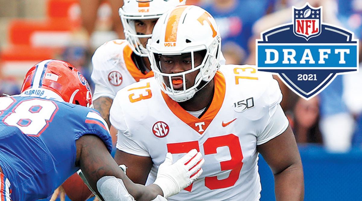 2021 NFL Draft Profile: Trey Smith