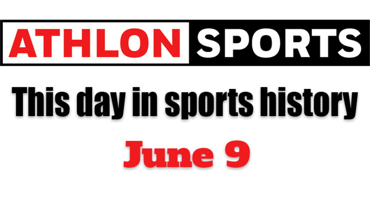 This Day in Sports History: June 9