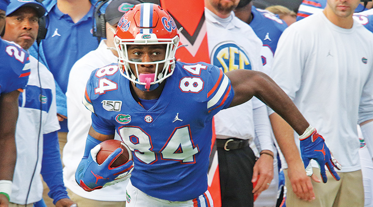 Florida Football: The Growing Kyle Pitts Heisman Trophy Campaign Reflects a New Landscape for Tight Ends