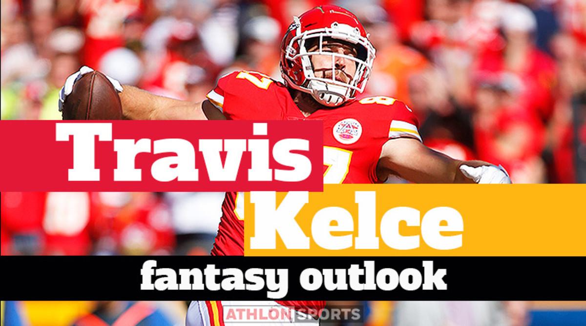 Travis Kelce: Fantasy Outlook 2020