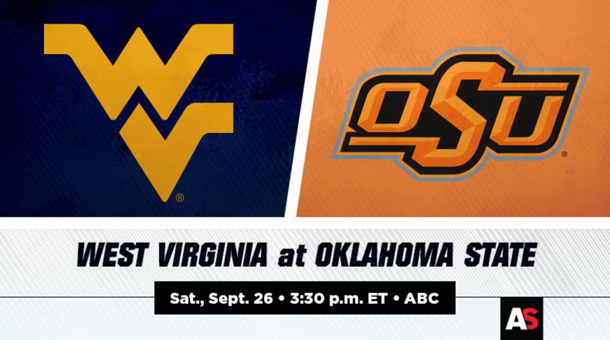 West Virginia (WVU) vs. Oklahoma State (OSU) Football Prediction and Preview