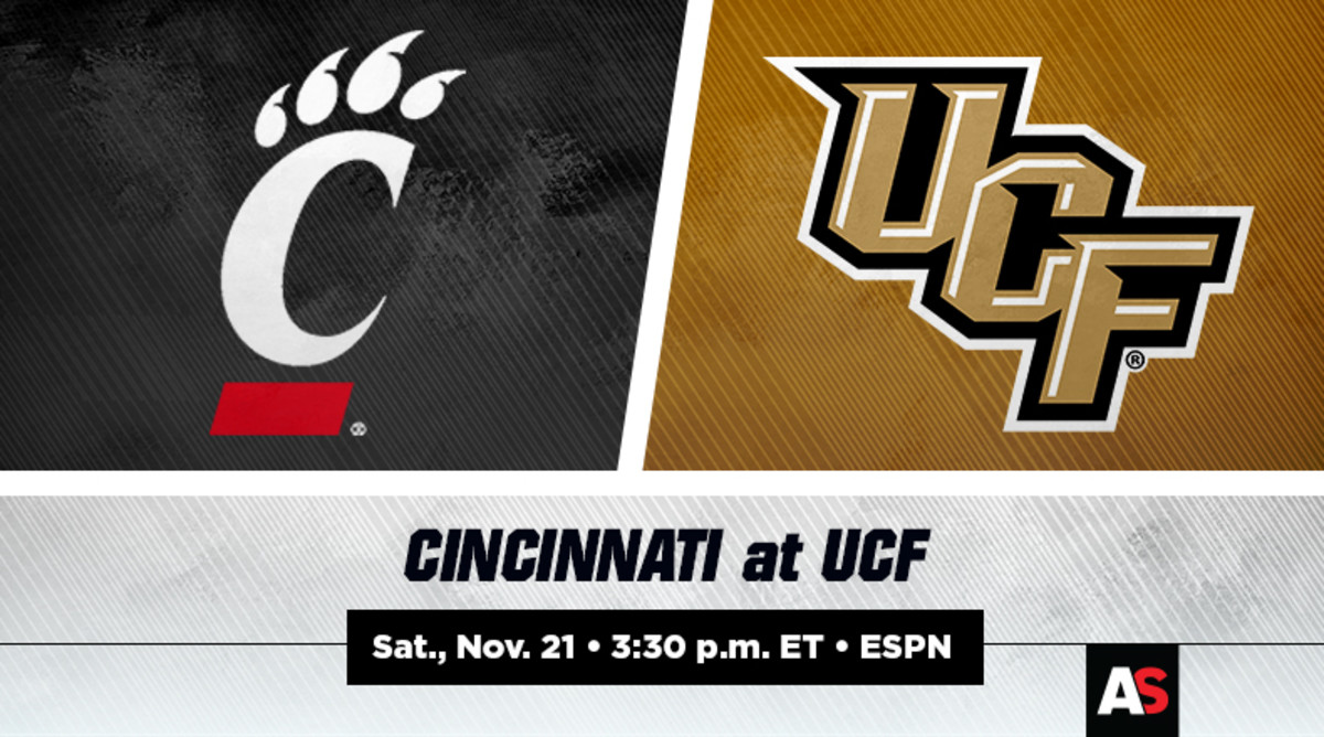 Cincinnati vs. UCF Football Prediction and Preview