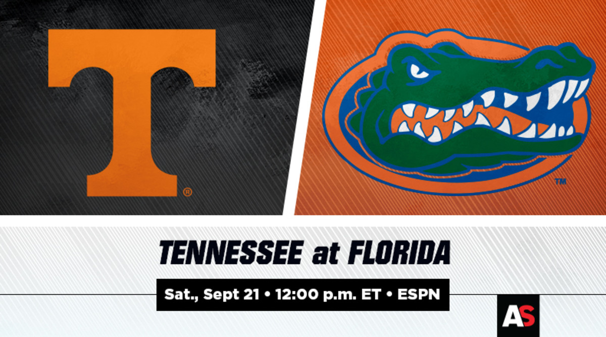 Tennessee vs. Florida Football Prediction and Preview