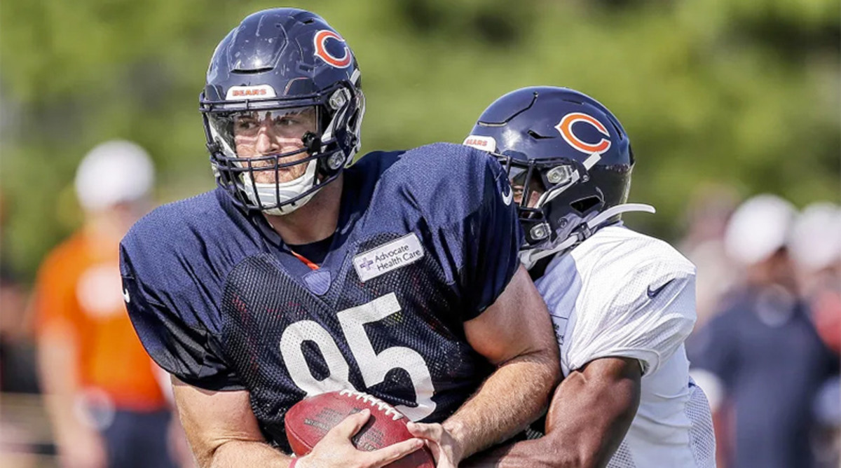 Chicago Bears: Players Who Need to Step Up in the Preseason