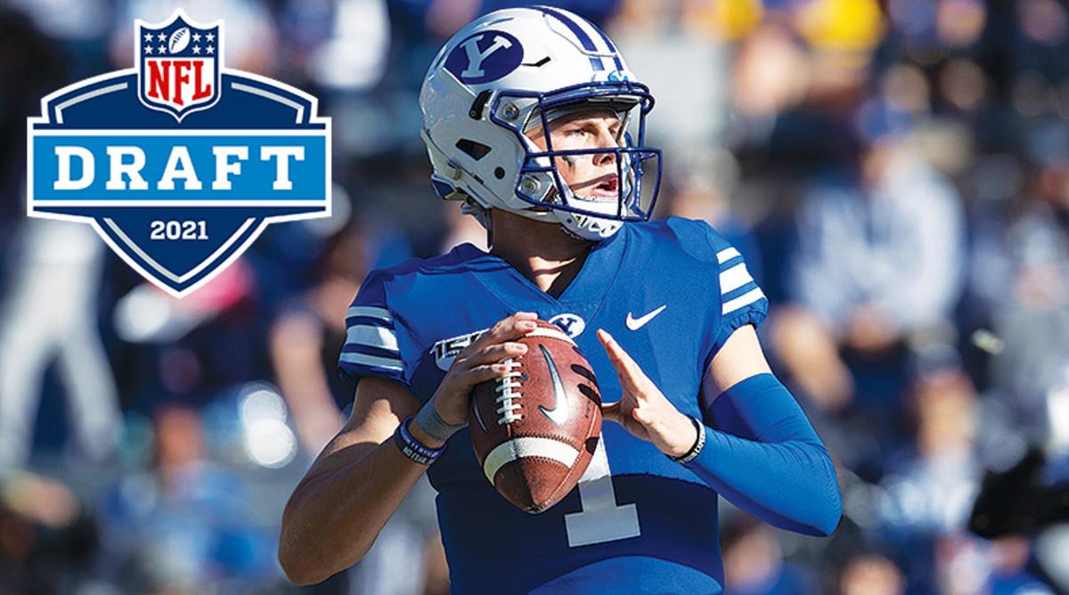 2021 NFL Draft Profile: Zach Wilson