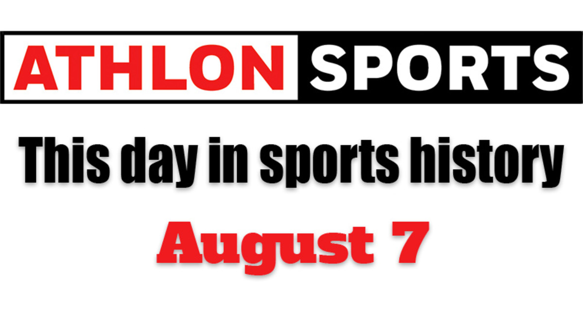 This Day in Sports History: August 7