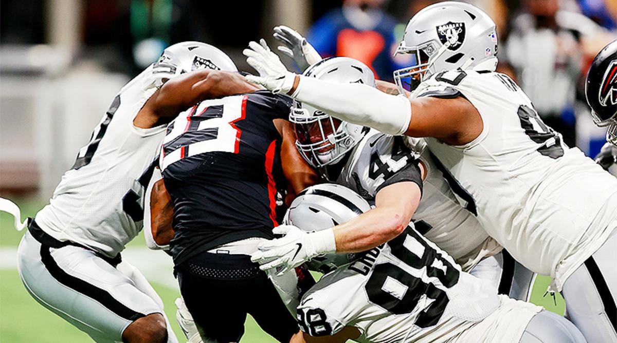 Defense/Special Teams Rankings Week 13: Las Vegas Raiders