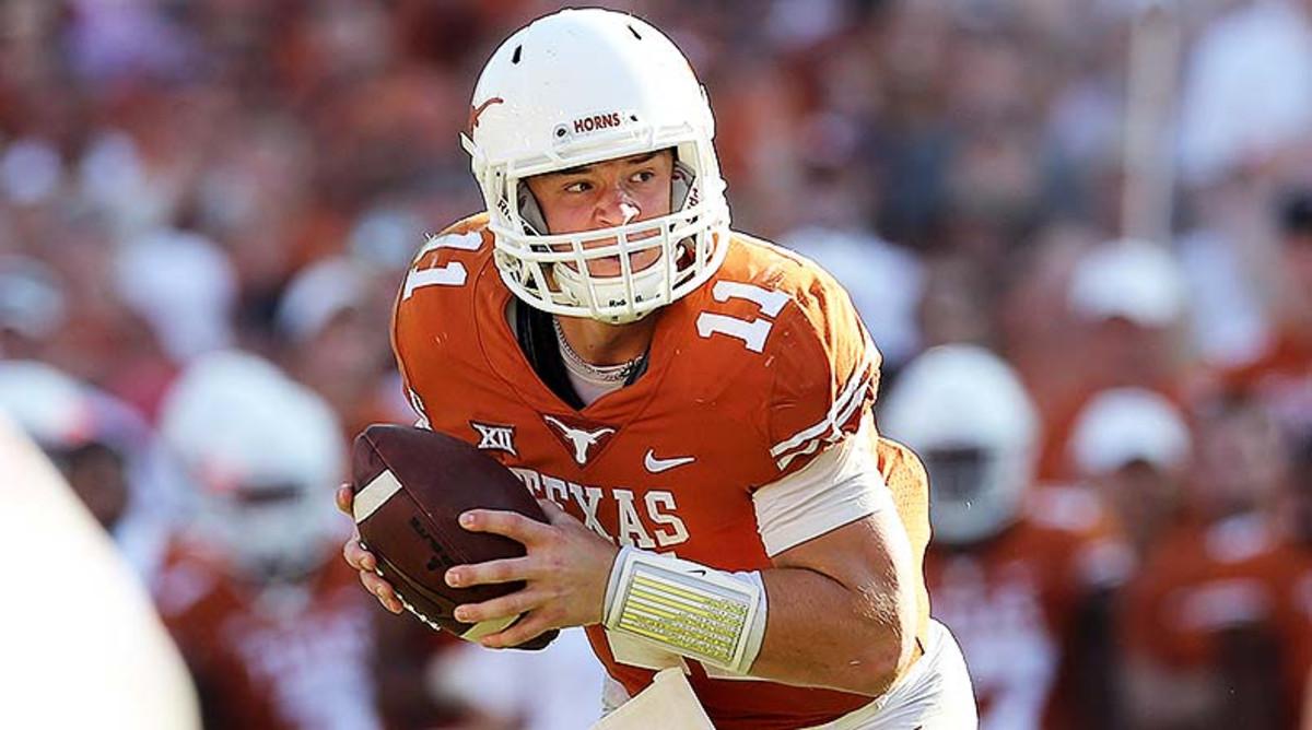 Sam Ehlinger, Texas Longhorns Football