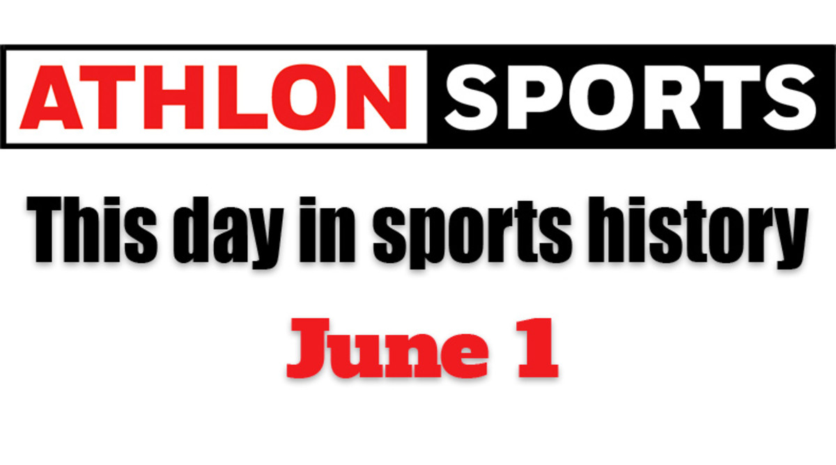 This Day in Sports History: June 1