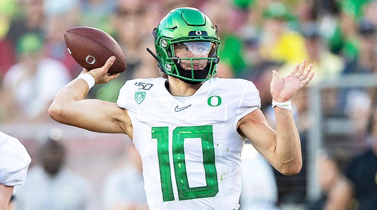 Arizona vs. Oregon Football Prediction and Preview