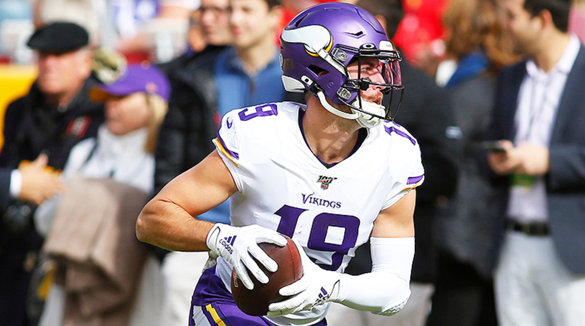 NFL Injury Report: Adam Thielen
