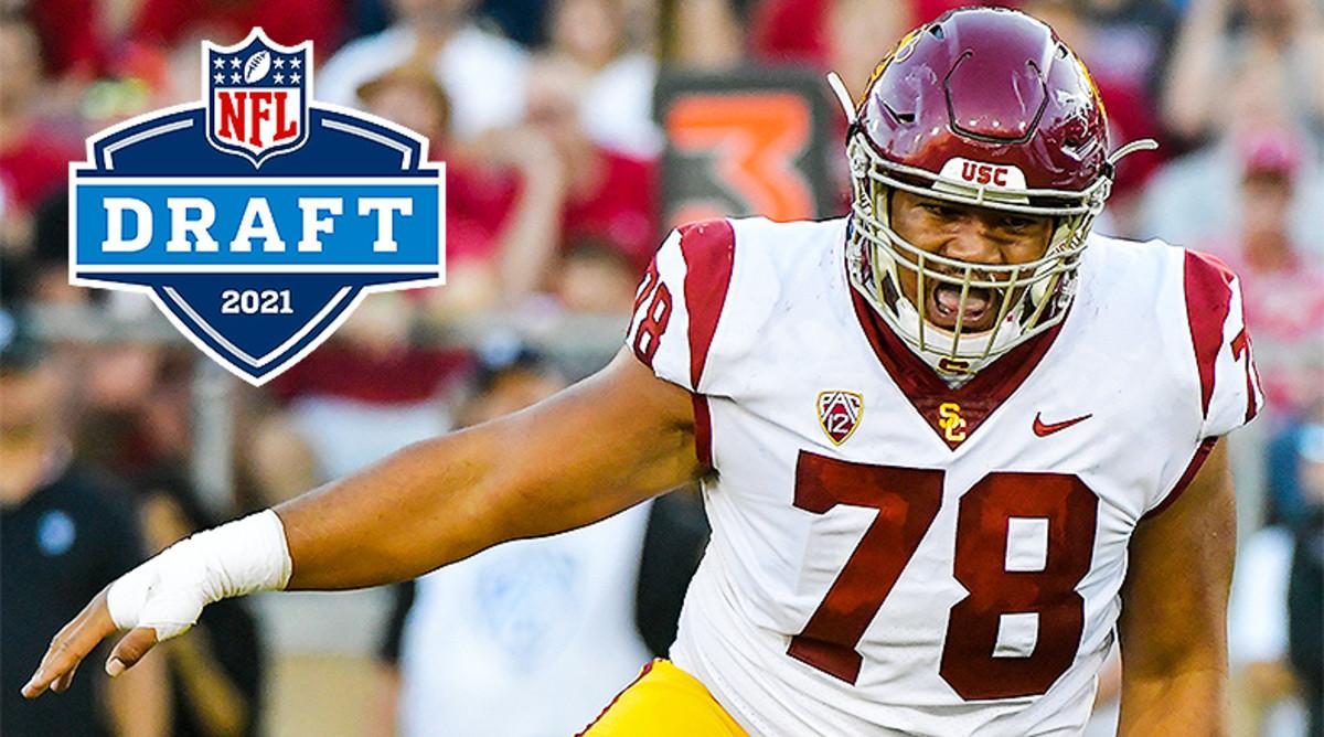 2021 NFL Draft Profile: Jay Tufele