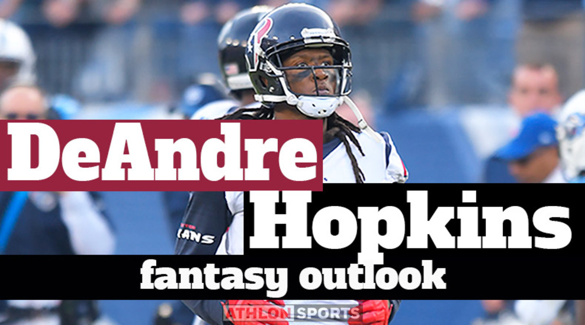 DeAndre Hopkins: Fantasy Outlook 2020