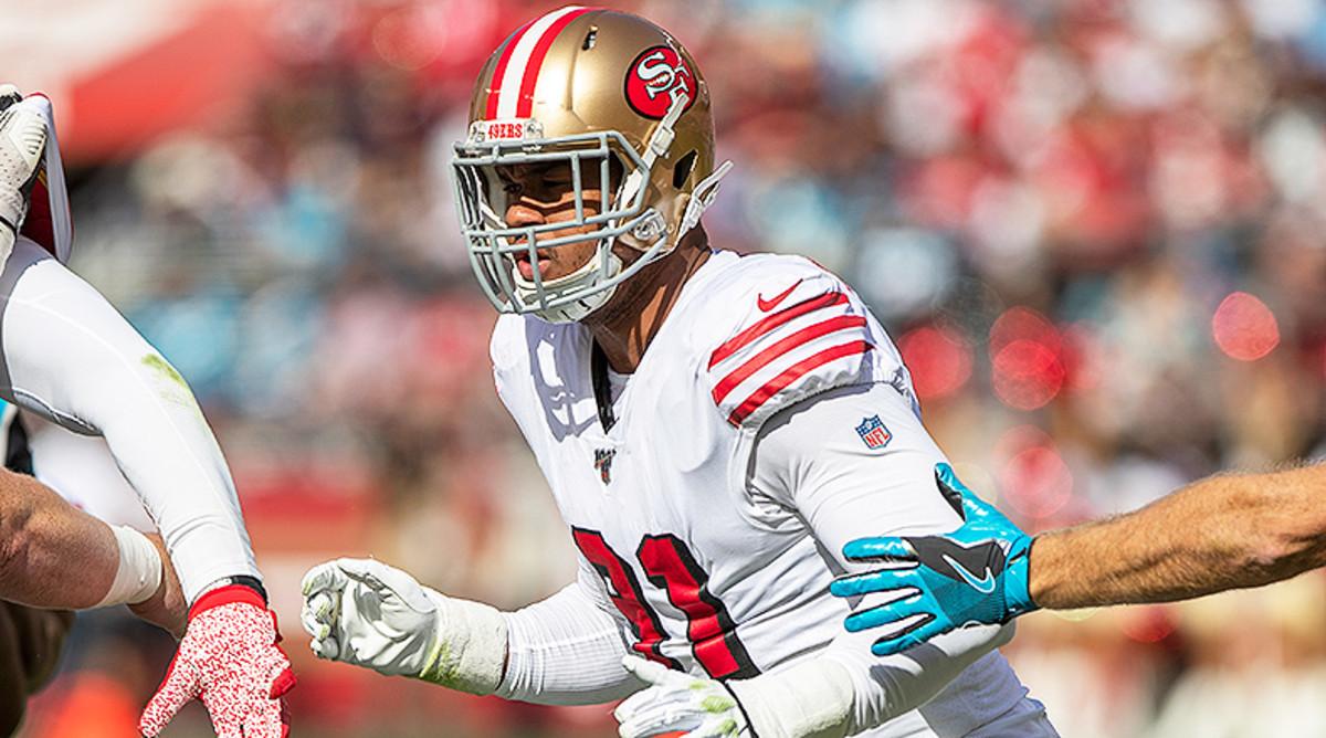 Defense/Special Teams Rankings Week 3: San Francisco 49ers