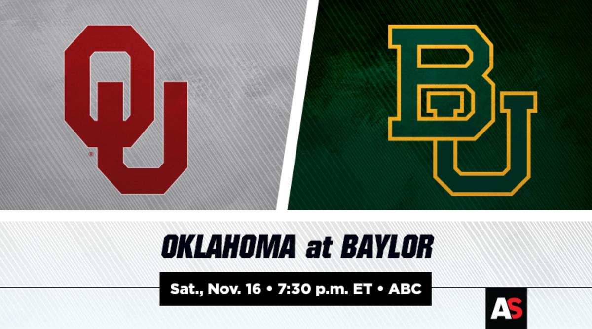 Oklahoma vs. Baylor Football Prediction and Preview