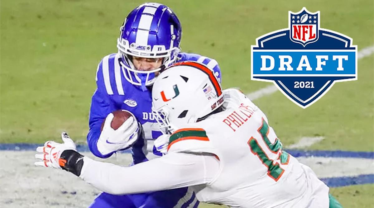 2021 NFL Draft Profile: Jaelan Phillips