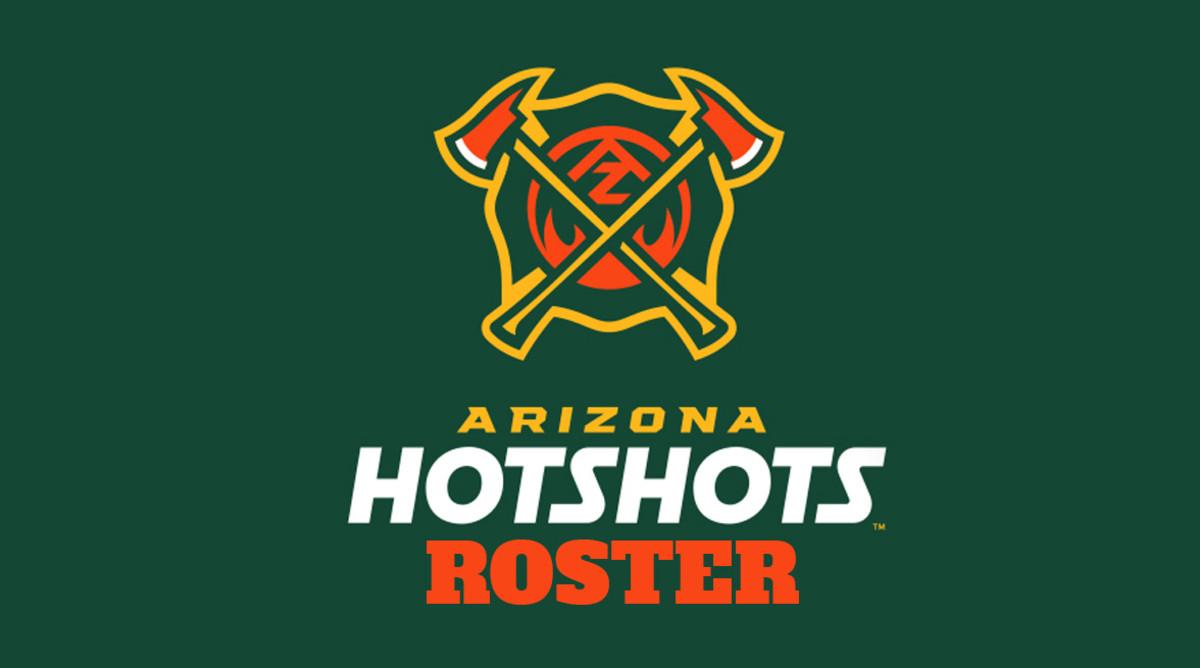 Arizona Hotshots Roster