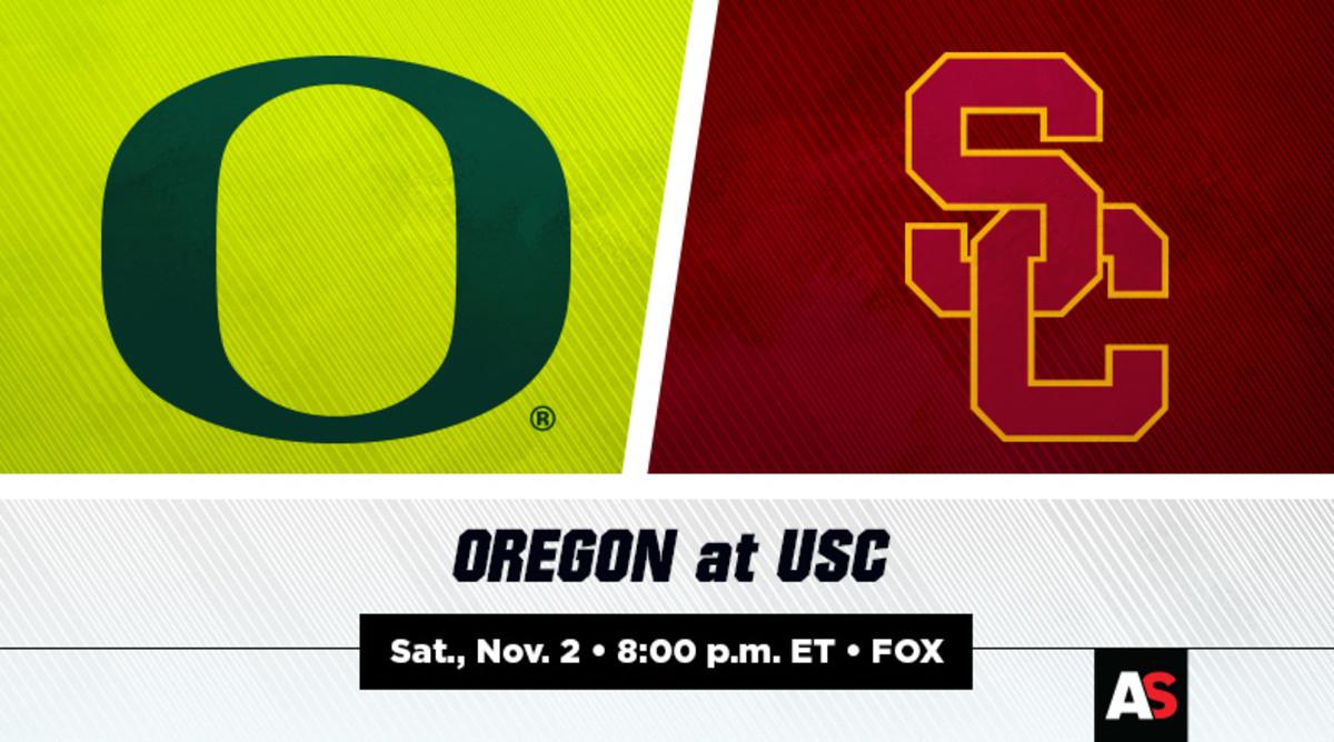 Oregon vs. USC Football Prediction and Preview