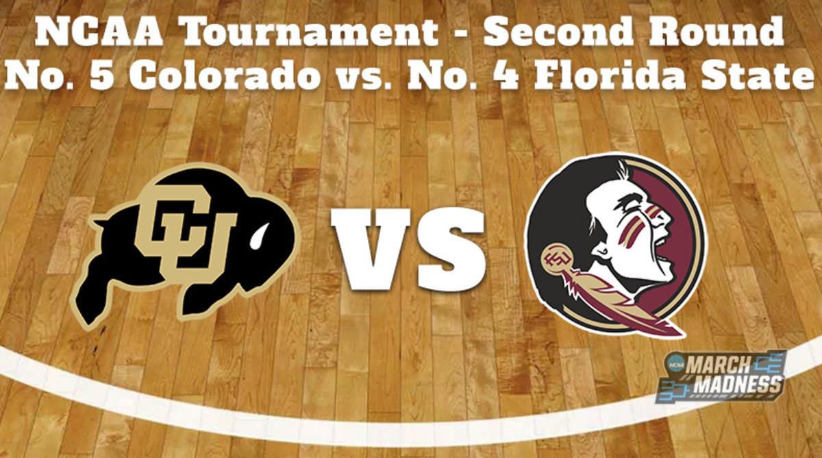 Colorado Buffaloes vs. Florida State Seminoles Prediction: NCAA Tournament Second Round Preview