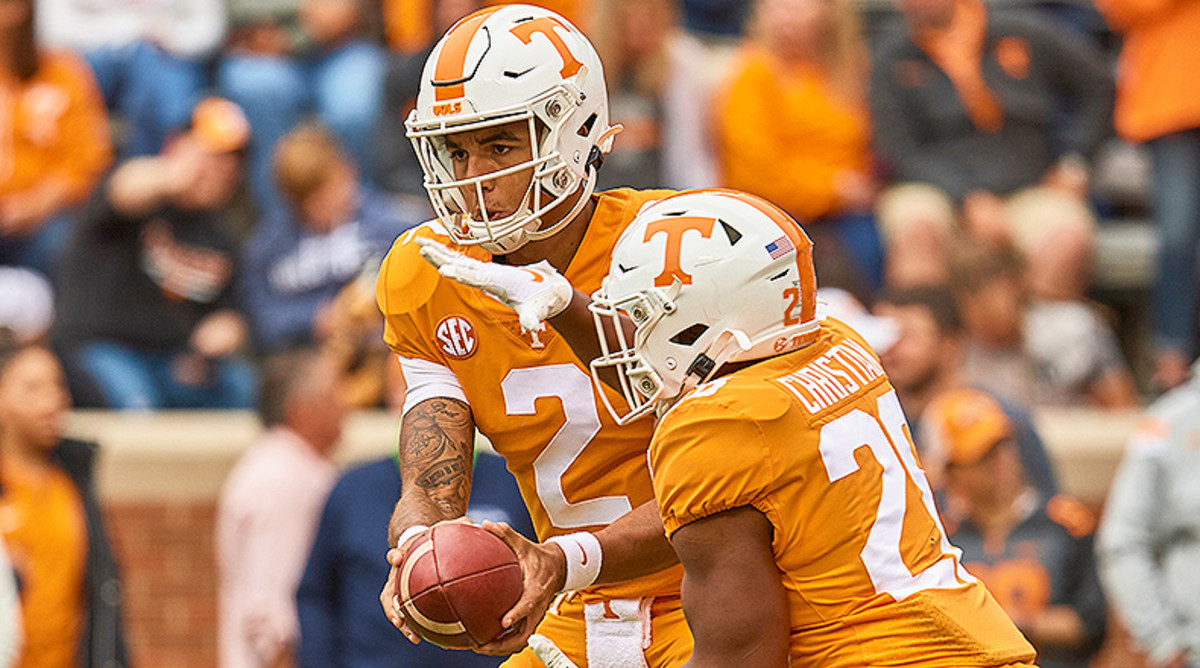 Missouri vs. Tennessee Football Prediction and Preview