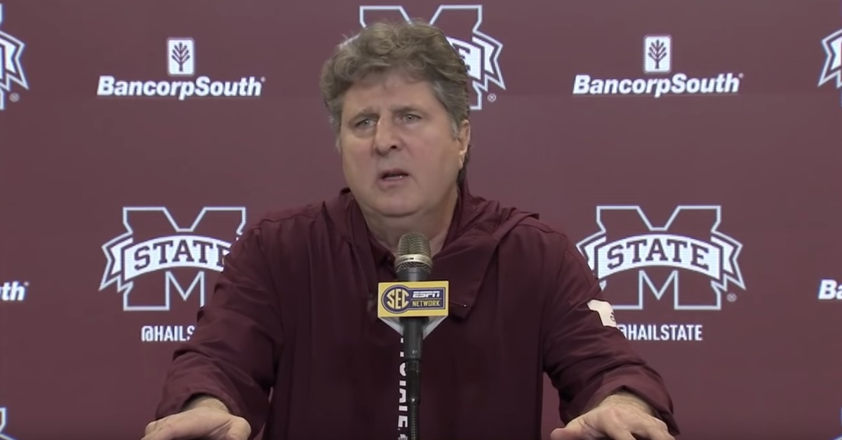 Mike Leach, Mississippi State Bulldogs Football