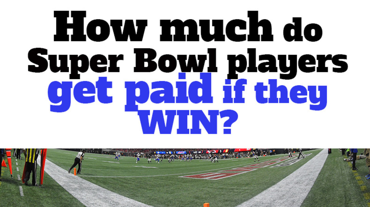 How Much Do Super Bowl Players Get Paid If They Win?