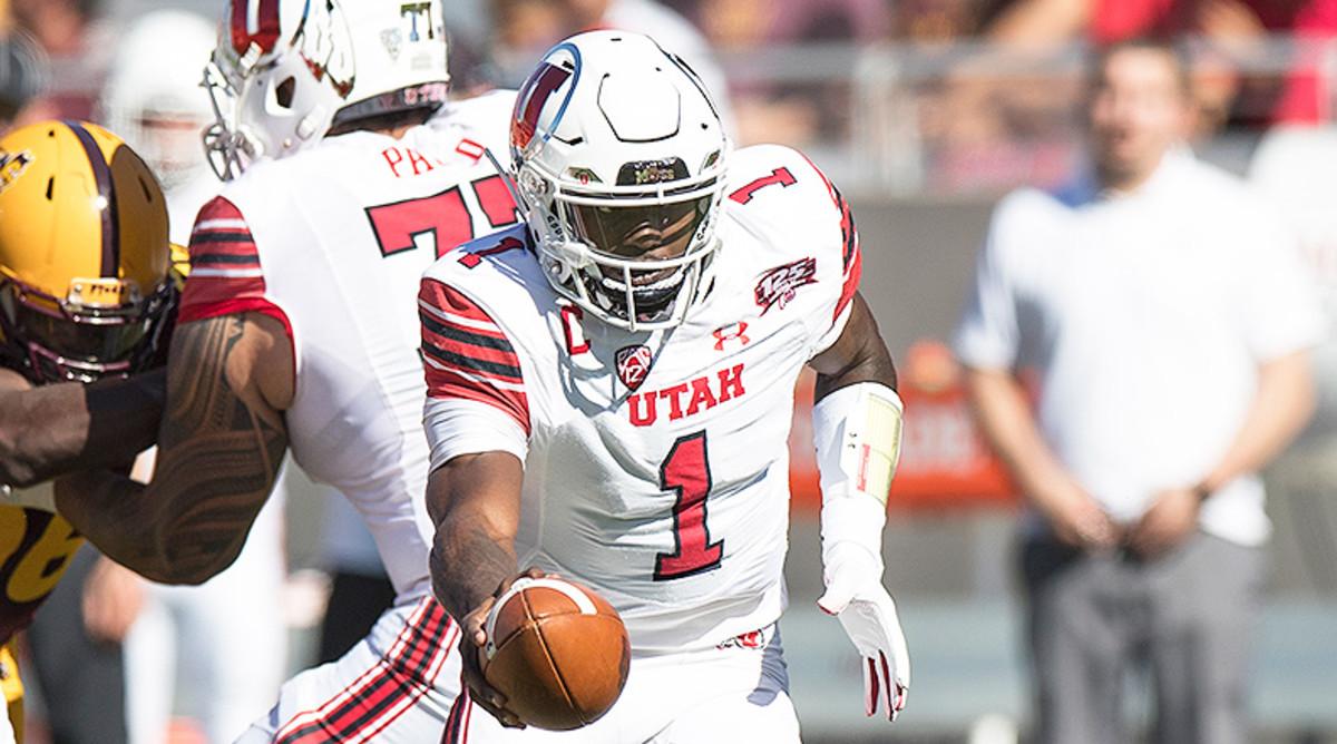 Utah Football: Pac-12 Championship Could Launch #HuntleyForHeisman