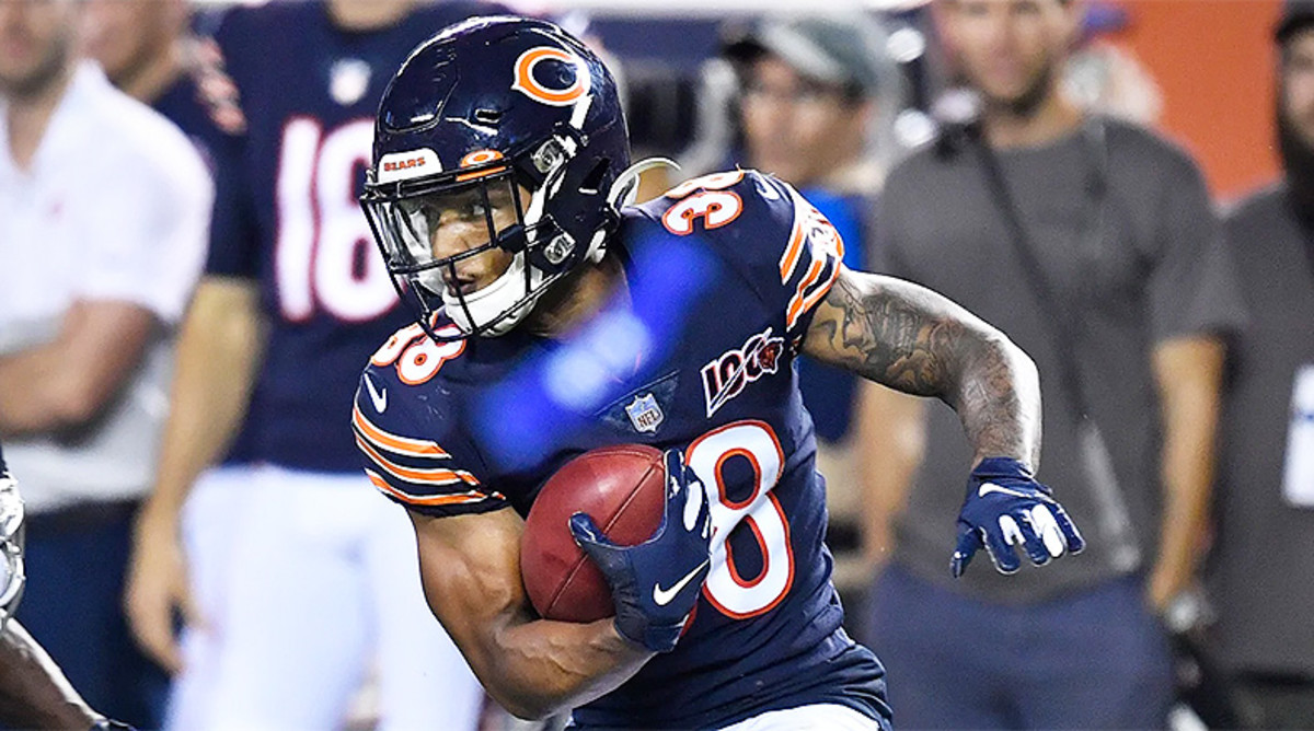 Chicago Bears: Surprise Names on the Active Roster