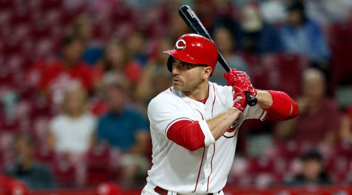 Cincinnati Reds: Joey Votto