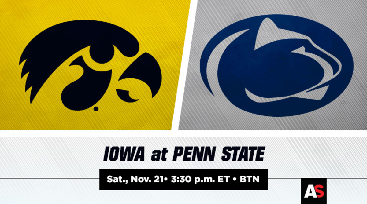 Iowa vs. Penn State Football Prediction and Preview