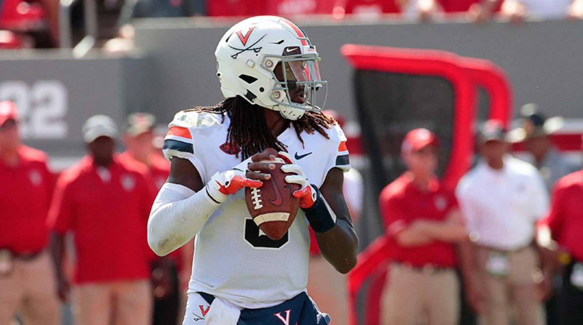 College Football Podcast: Bryce Perkins