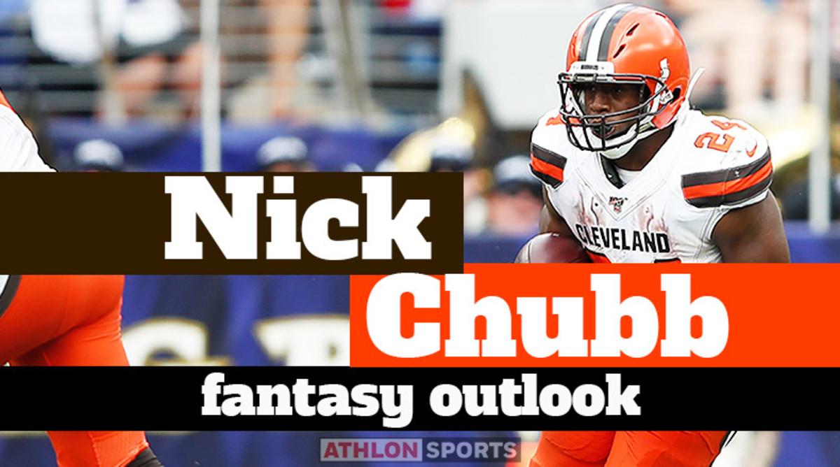 Nick Chubb: Fantasy Outlook 2020