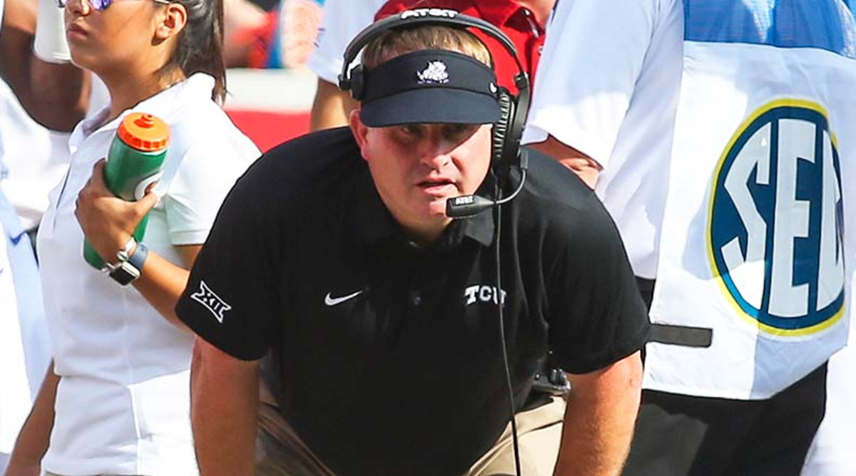 Gary Patterson, TCU Horned Frogs Football