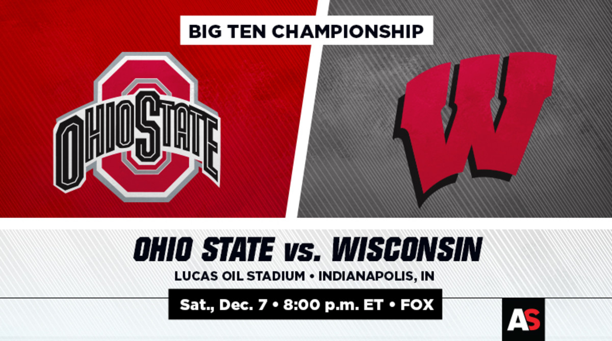 Big Ten Championship Prediction and Preview: Ohio State vs. Wisconsin