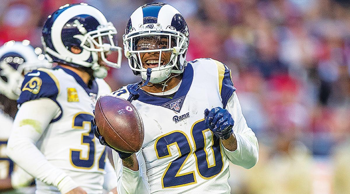 Defense/Special Teams Rankings Week 15: Jalen Ramsey/Los Angeles Rams