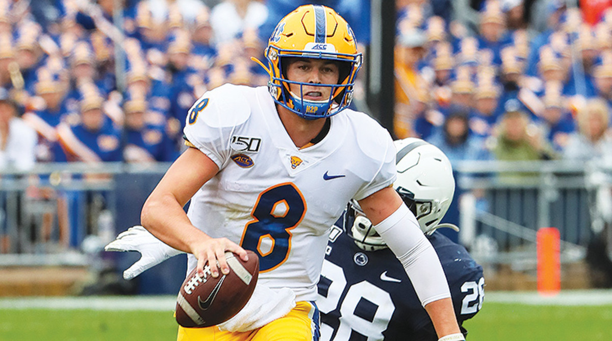 Kenny Pickett, Pittsburgh Panthers Football