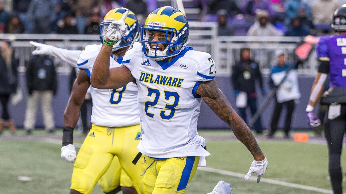 What FCS College Football Prospects Have to Prove at the NFL Scouting Combine: Delaware FS Nasir Adderley