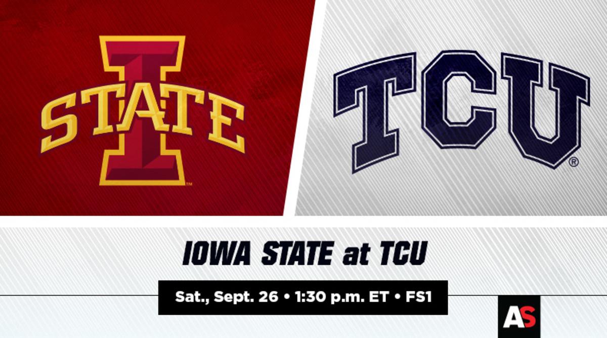 Iowa State vs. TCU Football Prediction and Preview