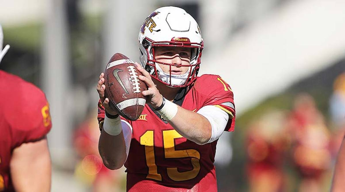 Iowa State vs. West Virginia Football Prediction and Preview