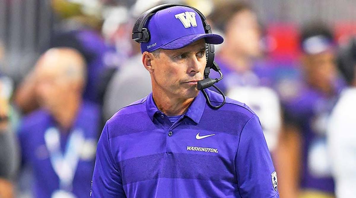 Chris Petersen: Winningest Active College Football Coaches