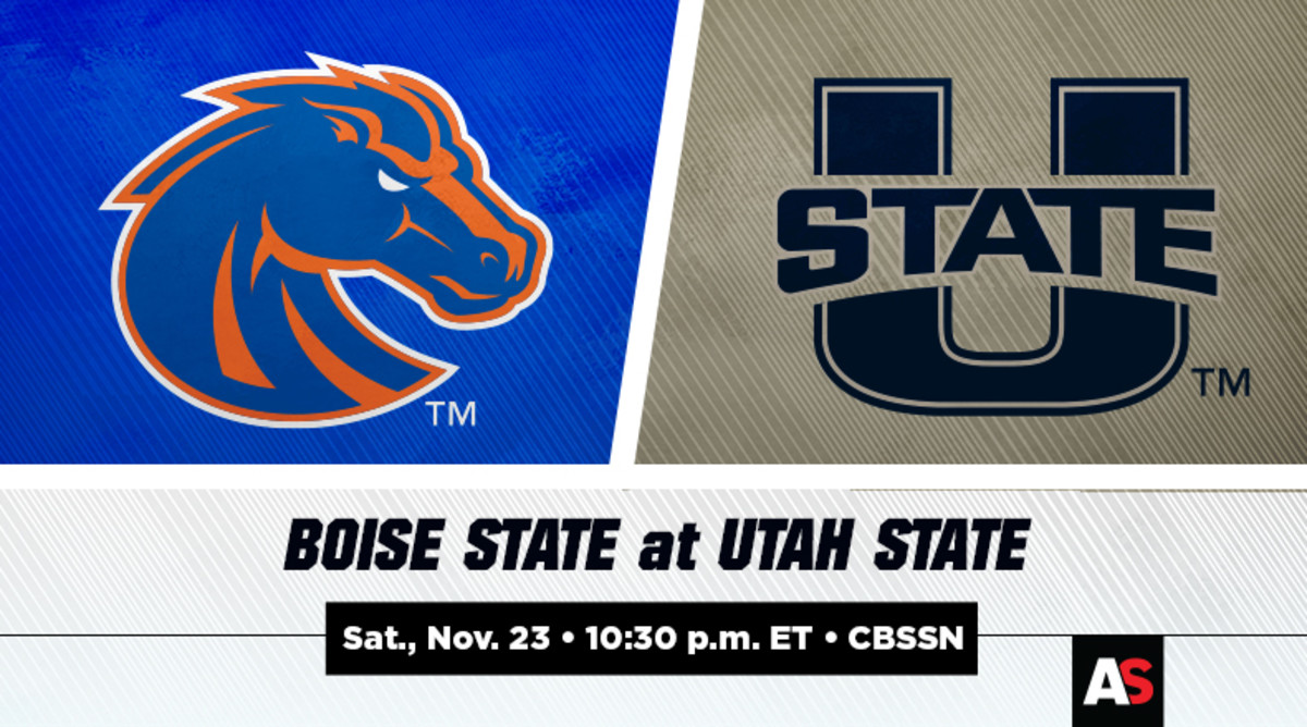 Boise State vs. Utah State Football Prediction and Preview