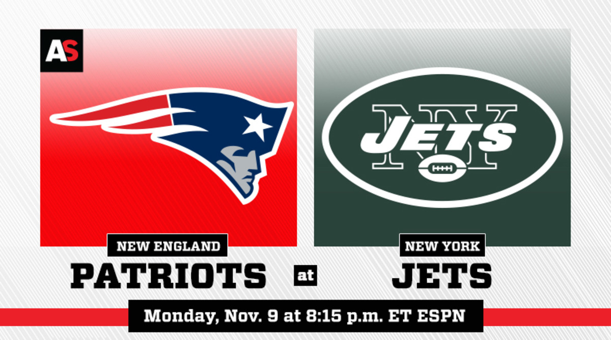 Monday Night Football: New England Patriots vs. New York Jets Prediction and Preview