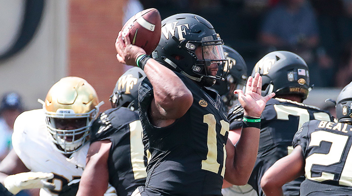 Wake Forest vs. Rice Football Prediction and Preview